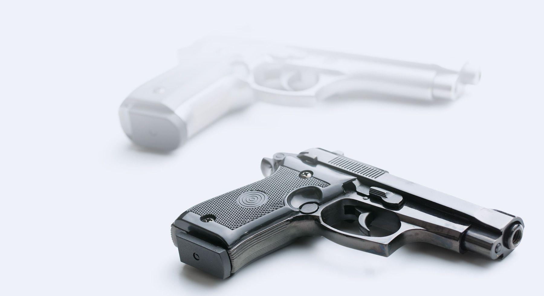 Gun safe Rooms
