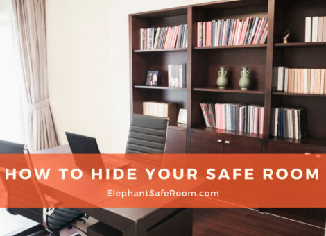 How To Hide Your Safe Room